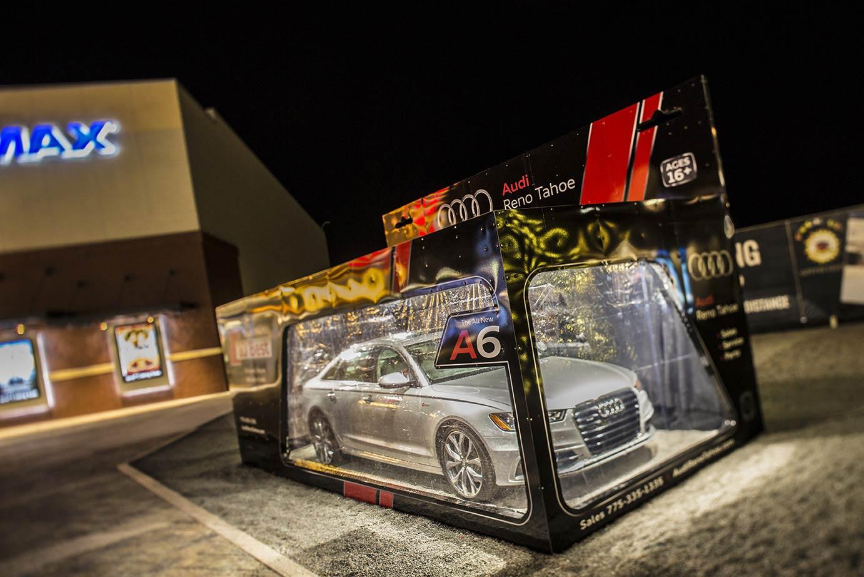 Audi-box